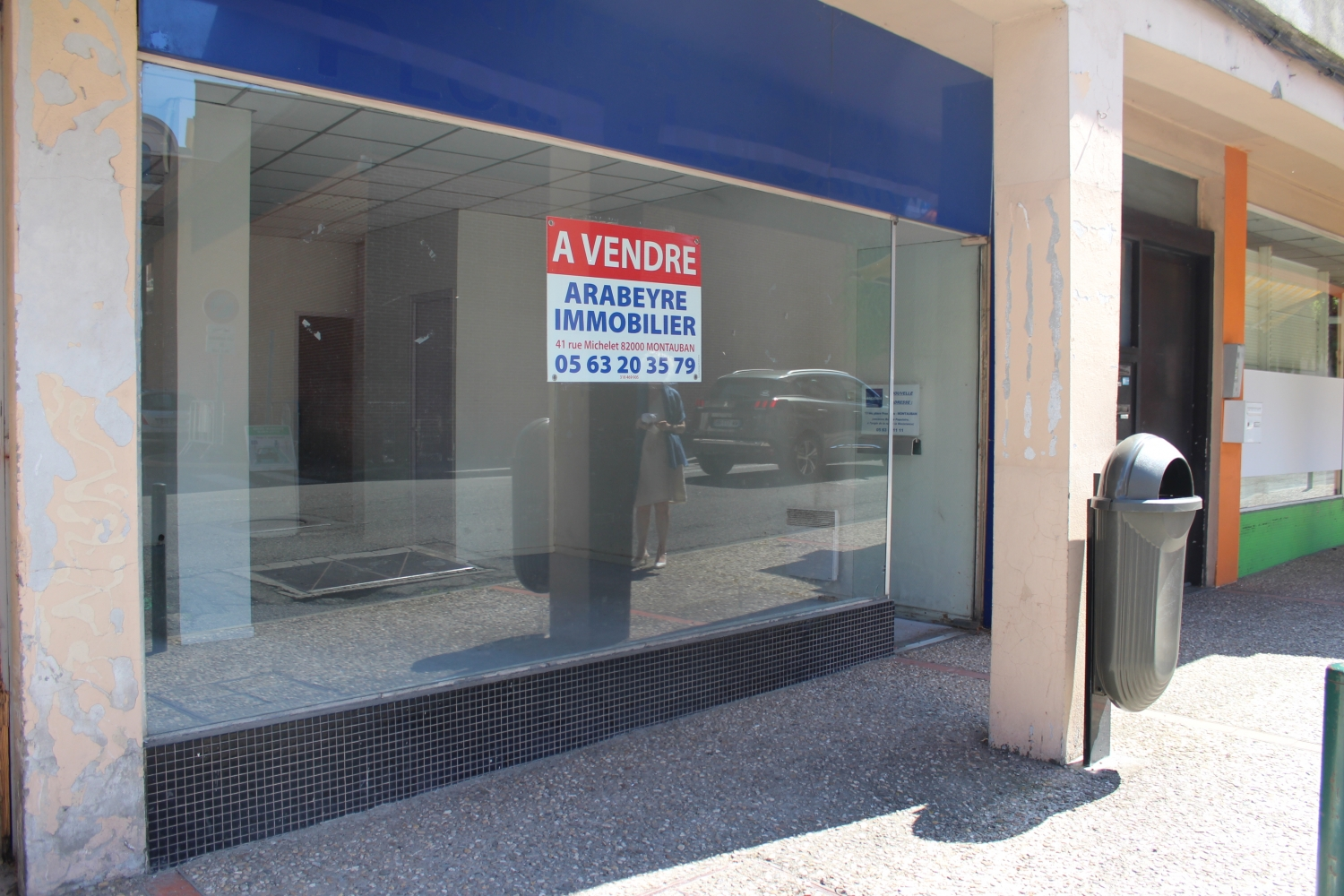 Local commercial Montauban Agence Arabeyre immobilier