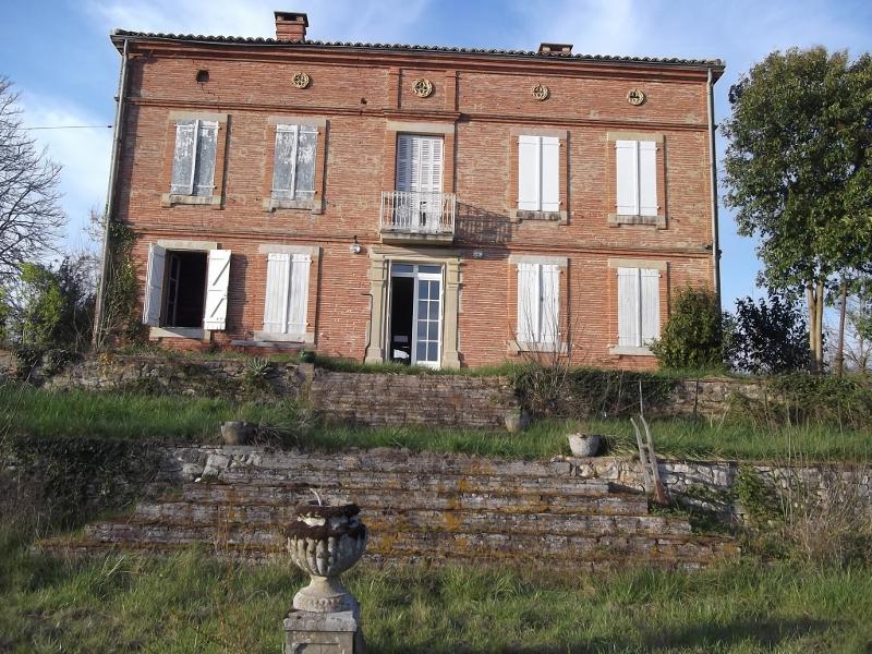Maison toulousaine 10mn de Montauban sud